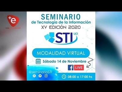 UCI organiza Seminario de Tecnología de la Información- Modalidad Virtual- STI 2020