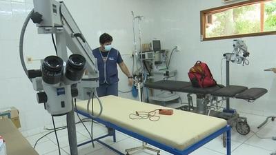 Más de 60 pacientes de escasos recursos del Chaco se someten a cirugía ocular
