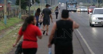 La Nación / Caacupé: tras visita masiva de fieles, proponen restricción horaria desde el fin de semana