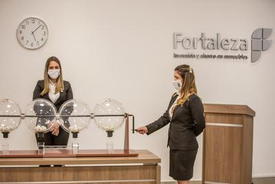 Fortaleza suma ocho nuevos beneficiados en el mes de octubre