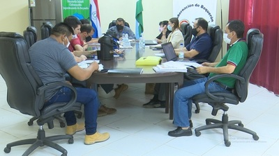 Autorizan reprogramación de presupuesto de la Junta Departamental de Boquerón