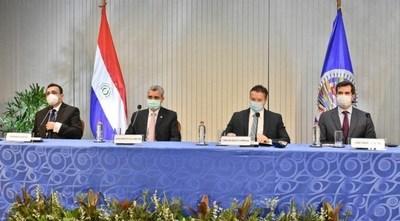 Paraguay asume la presidencia del grupo antilavado de la OEA hasta el 2021
