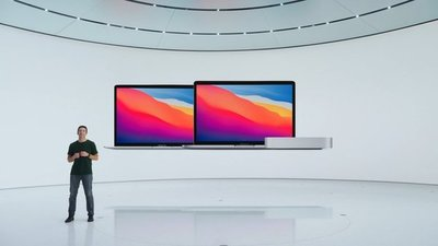 Apple presentó sus nuevas Mac con procesador propio