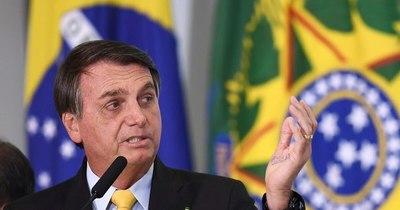 """La Nación / Bolsonaro sobre el COVID-19 en Brasil: """"Tienen que dejar de ser un país de maricas"""""""
