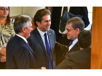 Castiglioni deja Senado para sellar Operación Cicatriz