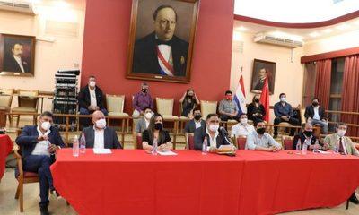 Convencionales oficialistas piden a senadores independientes «no presionar» a delegados