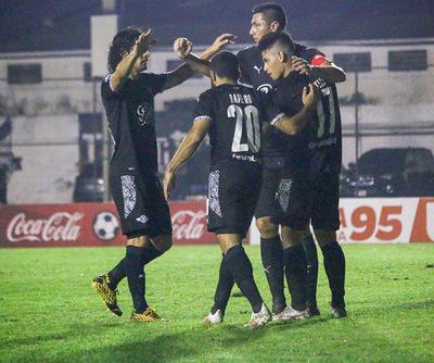 Libertad venció 4-3 a Gral. Díaz y Guaireña FC ganó 2-1 a River Plate.