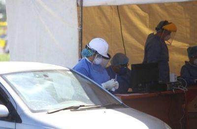 Salud confirmó este martes 14 fallecidos y 549 positivos