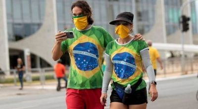 Brasil llega a 162.829 muertes por COVID-19