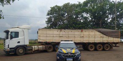Cae 200 mil gruesas de CIGARRILLO PARAGUAYO en la FRONTERA