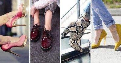 La Nación / Zapatos: el complemento para perfeccionar tu look