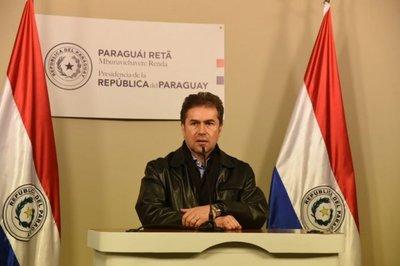 Senador Castiglioni será ministro de Industria y Comercio