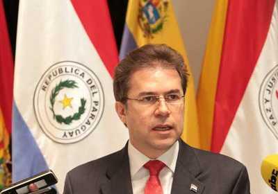 Castiglioni va a Industria y Comercio, Cramer a Itaipú