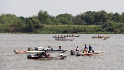 El Mades suspendió la pesca deportiva con devolución