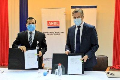 ANDE acordó préstamo por US$ 250 millones para fortalecer el sector eléctrico nacional