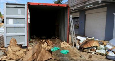 Prosigue investigación sobre hallazgo de 7 cadáveres en contenedor