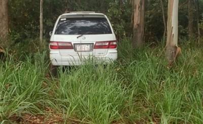 Pareja asesinada: Encuentran abandonado el vehículo de las víctimas