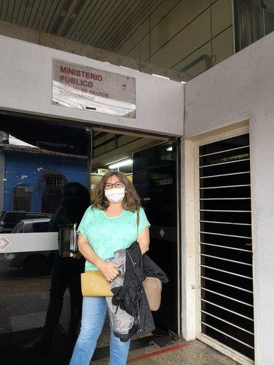 Ganadera declara sobre el supuesto robo de combustible del MOPC en Alto Paraguay