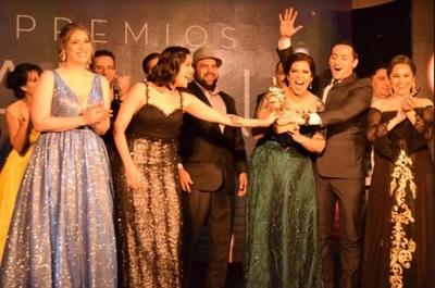 Ya están los nominados a los premios Paraná 2020