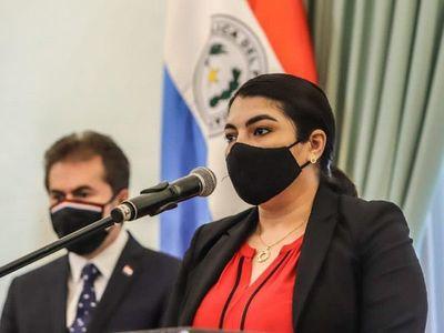 Ejecutivo designa a Viviana Casco como nueva titular de la STP