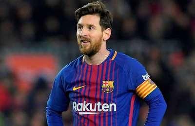 """Ronald Koeman: """"Messi quiere seguir ganando y sigue siendo el mejor"""""""