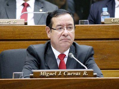 Fiscalía allana vivienda del cuñado de Miguel Cuevas en Sapucái