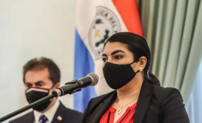 HOY / Ejecutivo nombra nueva ministra en la Secretaría Técnica de Planificación