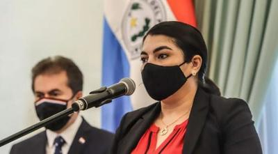 Viviana Casco es nueva ministra en la Secretaría Técnica de Planificación – Prensa 5