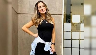Sofia Reyes quedó encantada con Maga Páez