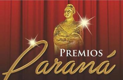 Premios Paraná dio a conocer su lista de nominados
