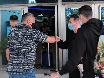 Scaloni revela estado de Messi y si estará ante Paraguay