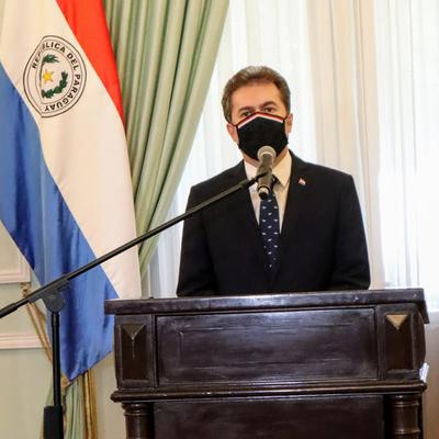 Castiglioni dijo que restaurar la economía será una prioridad máxima