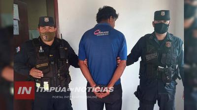 TRINIDAD: ALLANAMIENTO TRAS DENUNCIA DE SUP. VIOLACIÓN A UNA MENOR