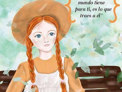 Ana, la de las tejas verdes, el nuevo lanzamiento de Colecciones ÚH