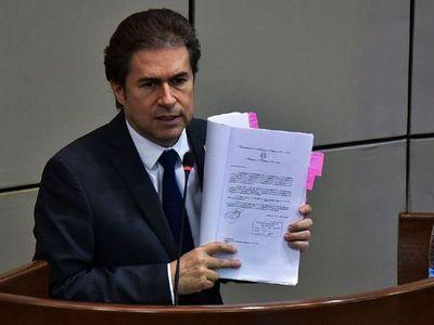 """Califican de """"premio"""" la designación de Castiglioni tras acta de Itaipú"""