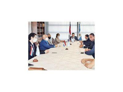 Empresarios argentinos en el país impulsan  red comercial