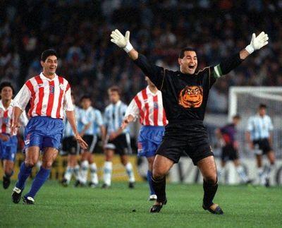 Los goleadores de la Albirroja en Argentina por Eliminatorias – Prensa 5