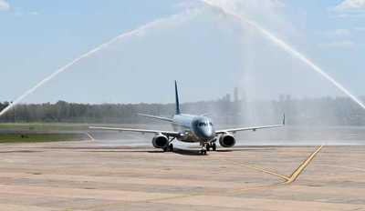 Hay interés de aerolínea norteamericana en volver a Paraguay