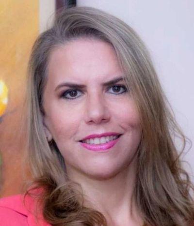 """Liz Cramer: """"Itaipú tiene muchísimo impacto en la economía paraguaya y tengo mucho que aportar"""""""