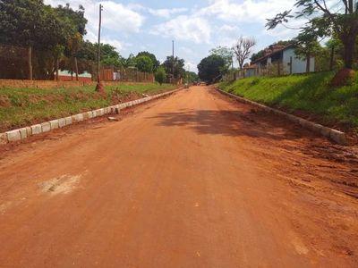 Conflicto por camino impide construcción de empedrado en Curuguaty