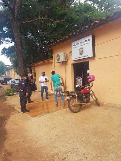 """Continua operativo anti """"pirañitas"""" en el microcentro de CDE"""