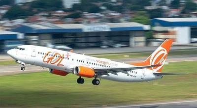 GOL anuncia el retorno de sus vuelos a Paraguay
