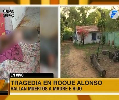 Macabro hallazgo en Mariano Roque Alonso