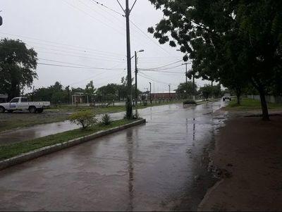 Lluvias alivian zona de Alto Paraguay