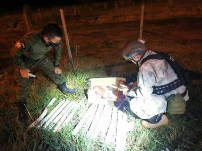 Coronel Oviedo: Policía incautó 18 kilos de dinamita en un transporte de pasajeros de larga distancia