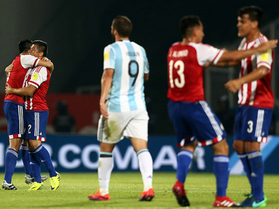 Paraguay quiere extender su racha invicta ante Argentina