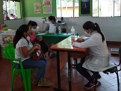 Practican cerca de 150 estudios médicos a mujeres de Itakyry