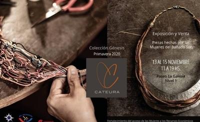 HOY / Paraguayas dan una segunda vida al cobre con su primera colección de joyas