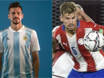 Scaloni lo hizo debutar en la selección argentina y ahora lo enfrentará con la camiseta de Paraguay