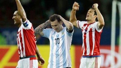 Los 16 triunfos de Paraguay sobre Argentina